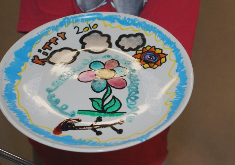 Plates London Face Painters