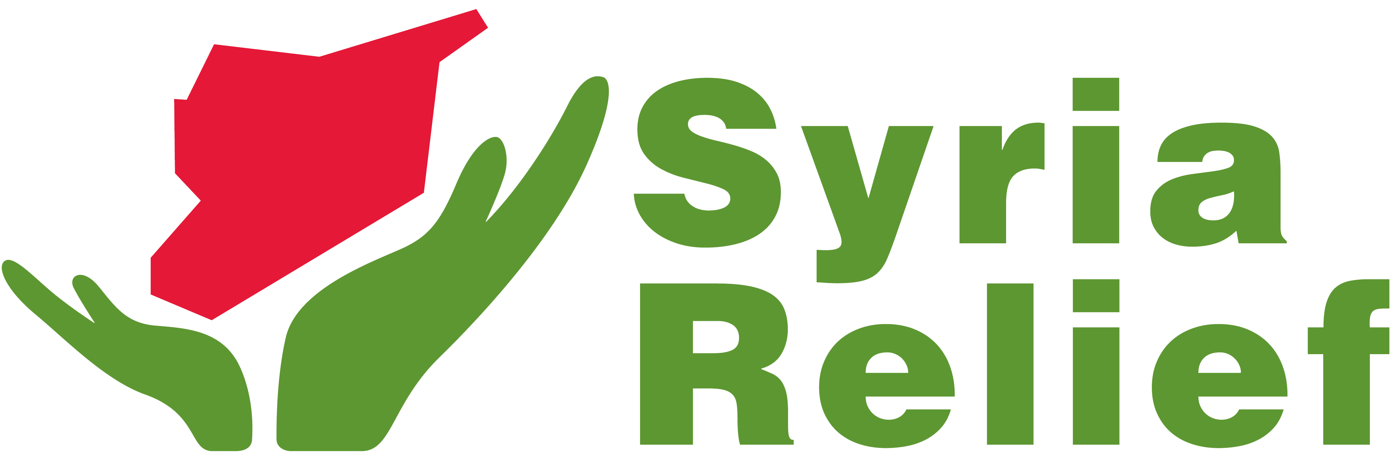 Syria Relief logo