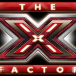 London Face Painters painted the X Factor logo during episode filming at Wembley Arena