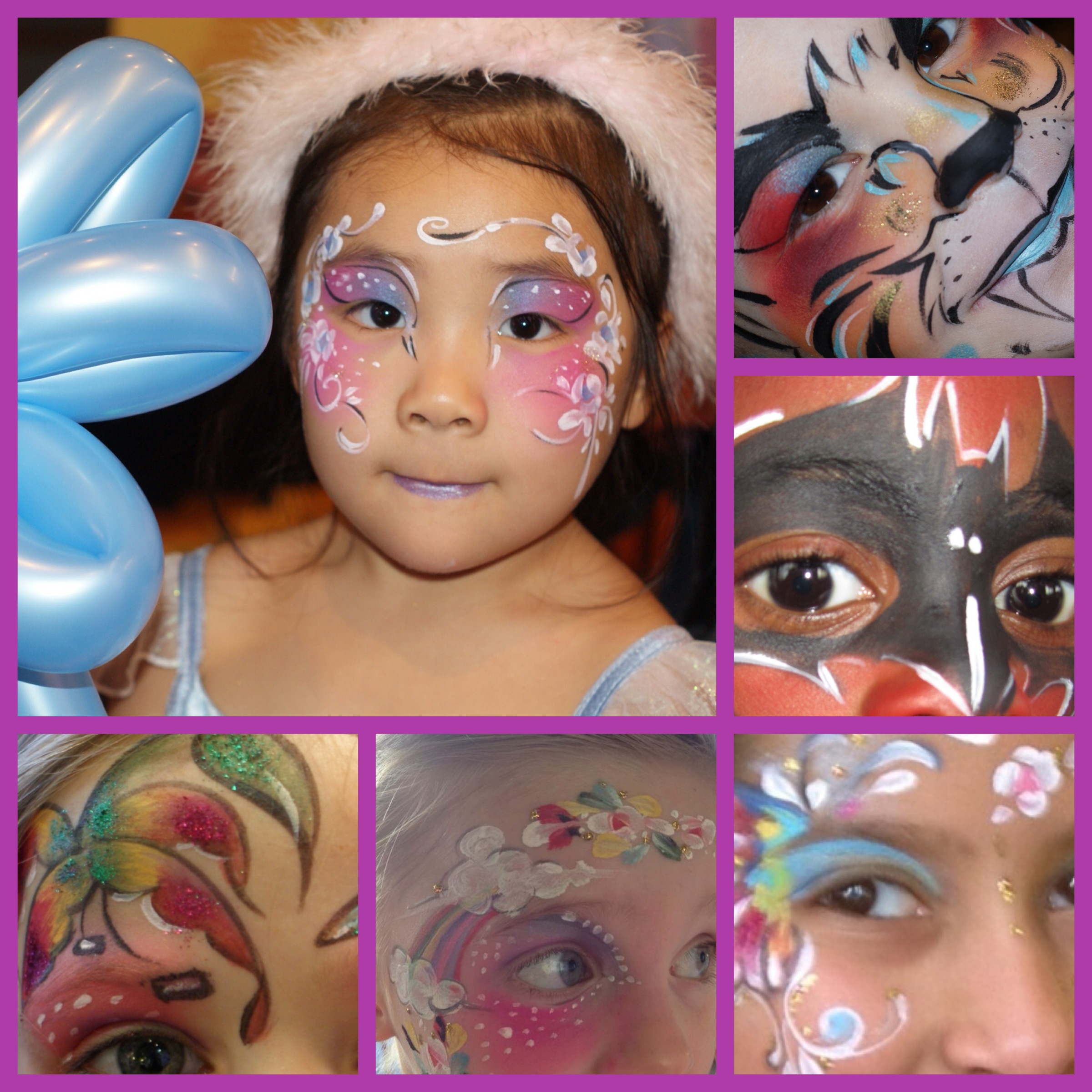 face painting gallery london face painters